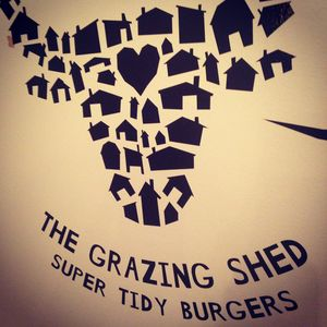 Grazing Shed 1