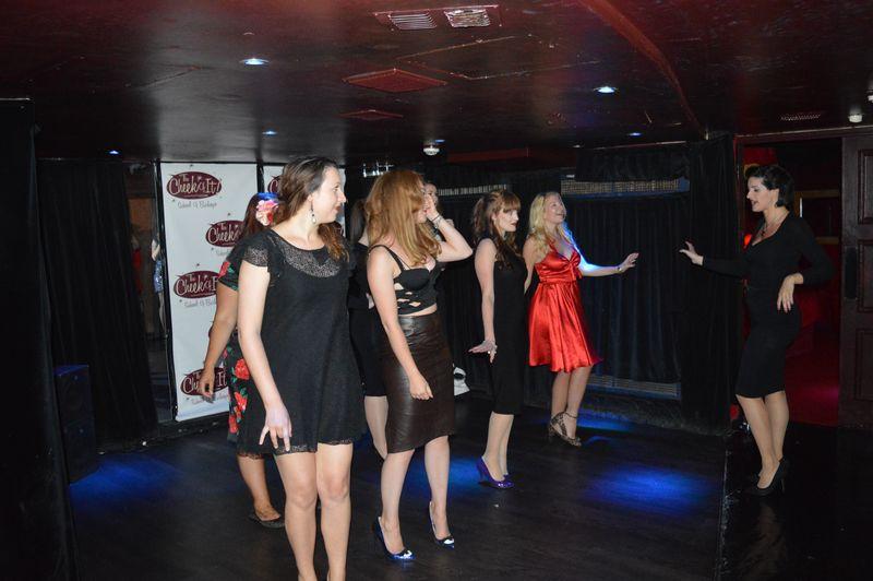 Cheeky dance 9