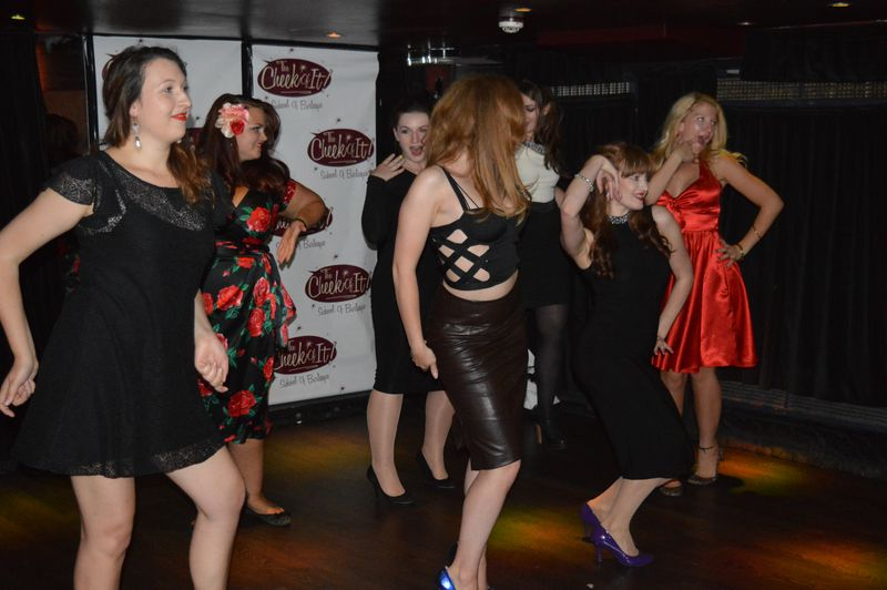 Cheeky dance 11