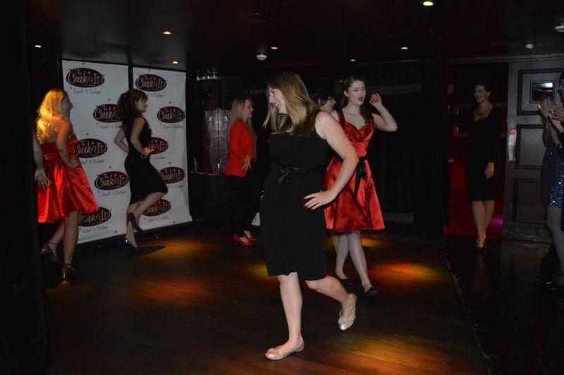 Cheeky dance 2