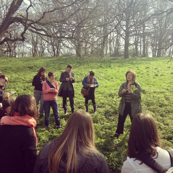 Napiers Food Foraging Event