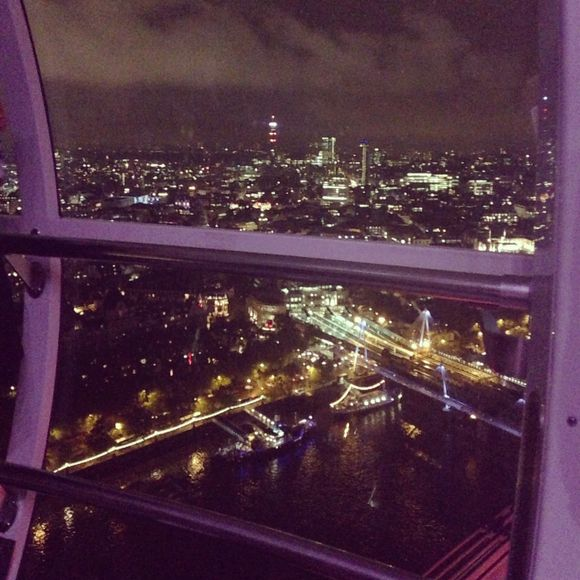 32 Londoners Event On The London Eye