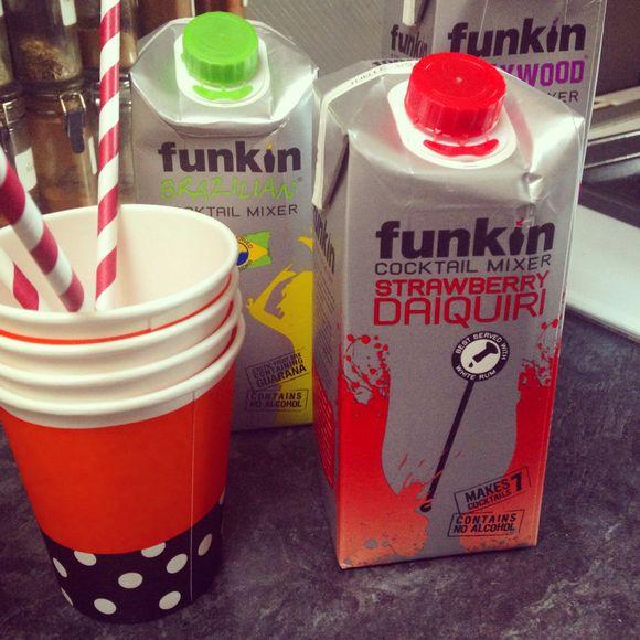 Halloween Funkin Cocktails