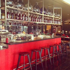 Citizen M Hotel Bar