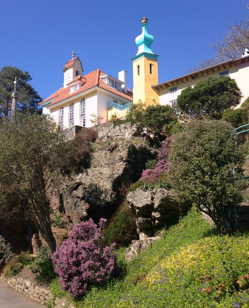 Portmeirion North Wales