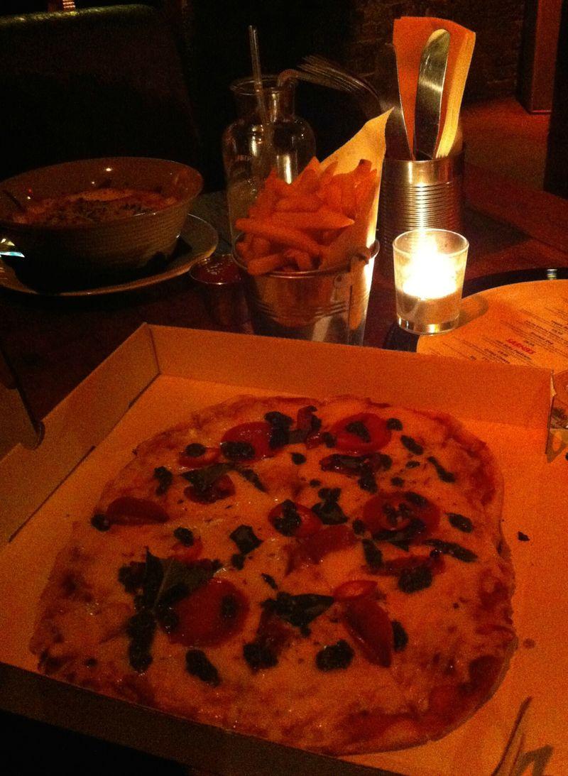Foundation Bar Pizza
