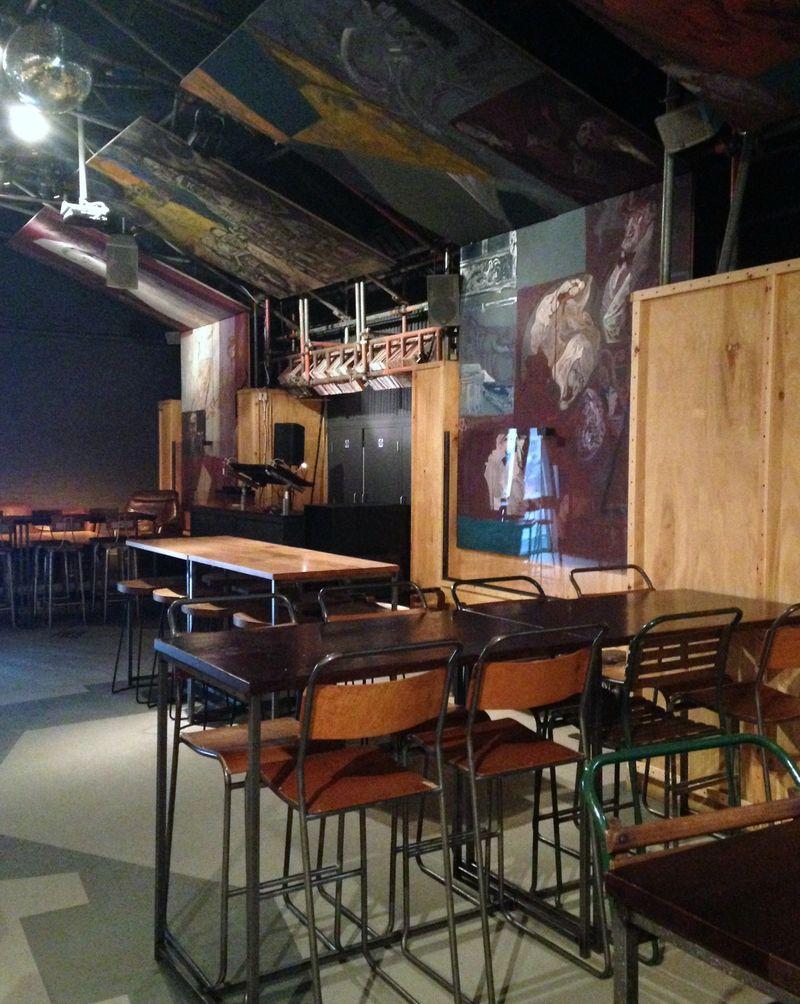 Topolski Bar Gallery