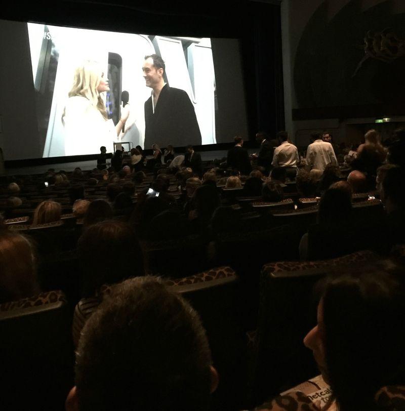 Spy Premiere Jude Law