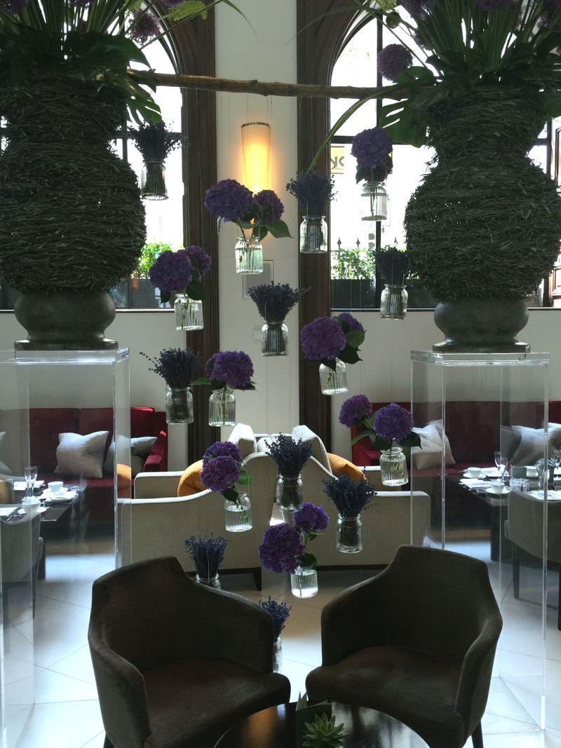 One Aldwych Hotel Lobby Bar