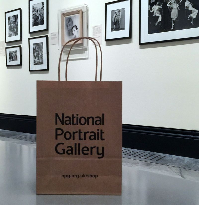 National Portrait Gallery Gift Shop