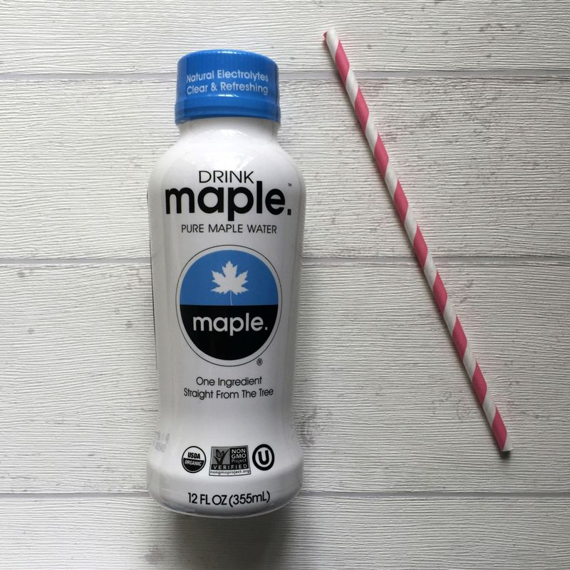 Healthy Maple Water