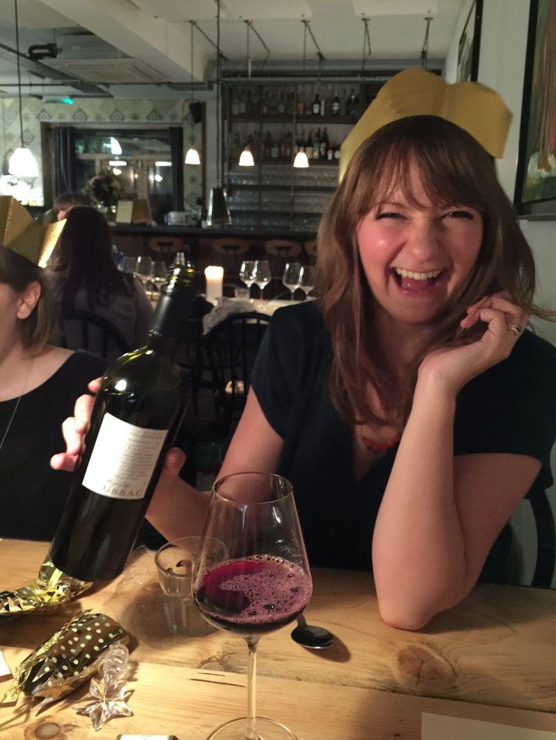 Hannah Cox Blogger Party