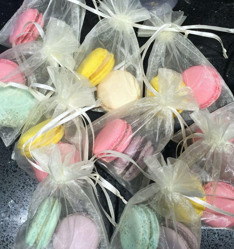 Anges de Sucre Bakery Macarons