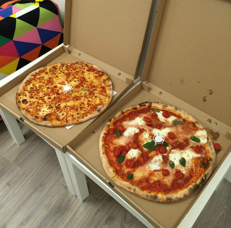 Basilico Pizza Giant Pizza London