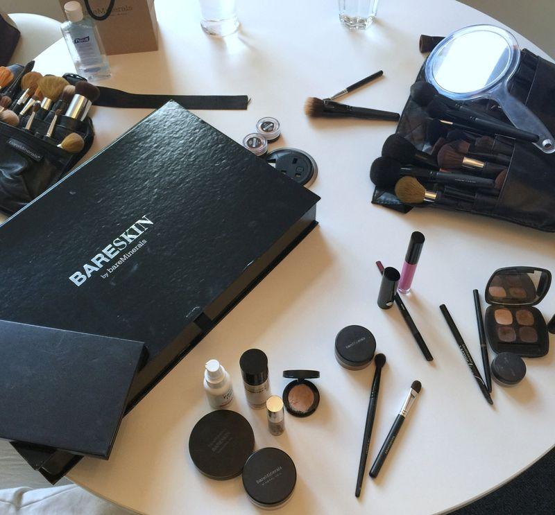 Bare Minerals Makeup Haul