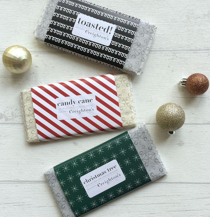 Creightons Christmas Chocolate