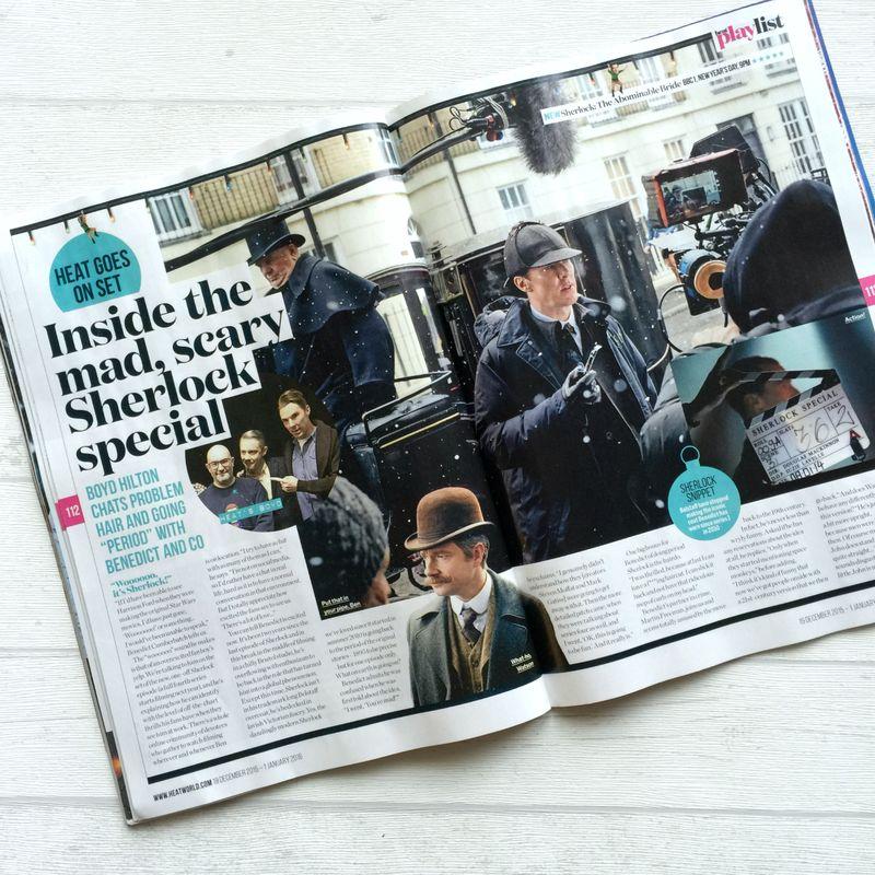 BBC Sherlock Holmes Christmas Special