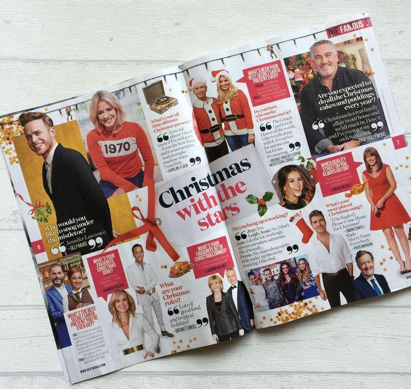 Heat Magazine Celebrity Gossip