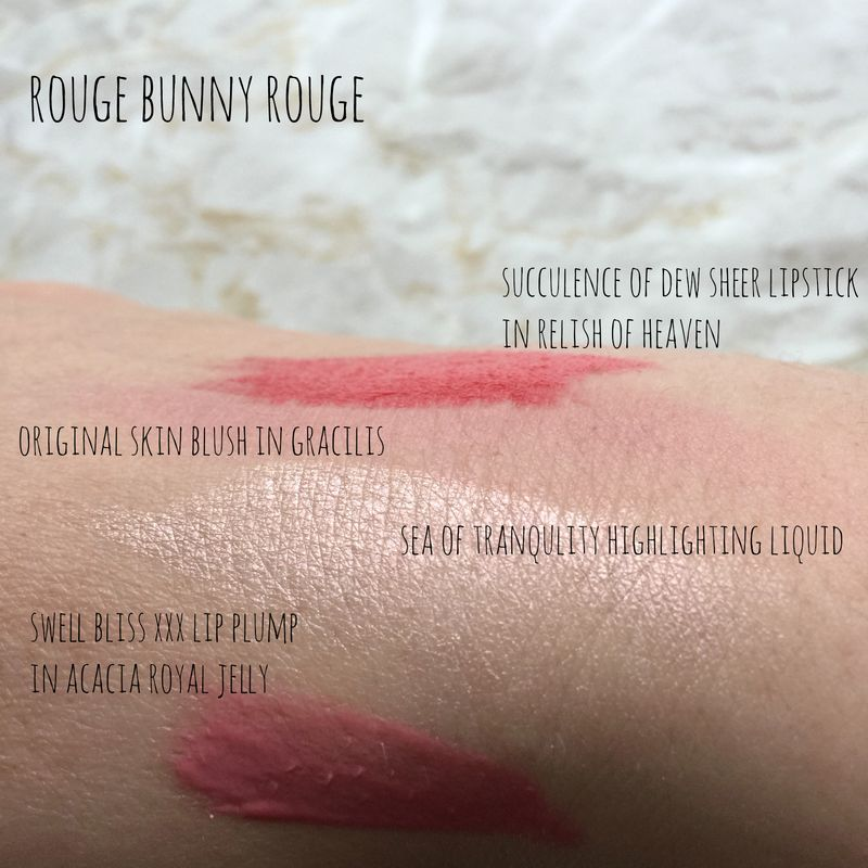 Rouge Bunny Rouge Sea Of Illumination 008 Champagne Highlighter