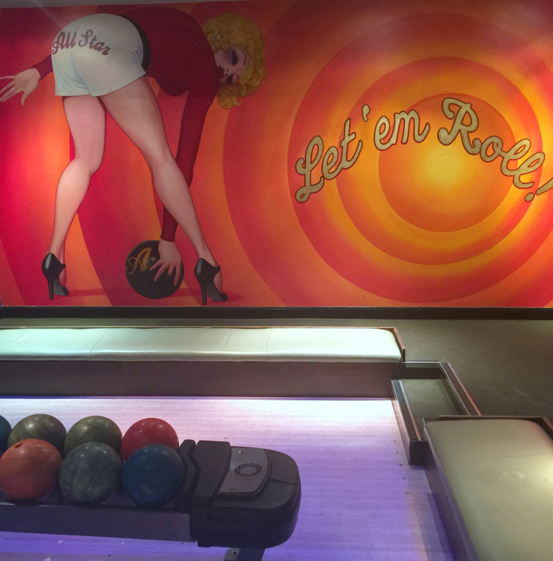 London Bowling Alley