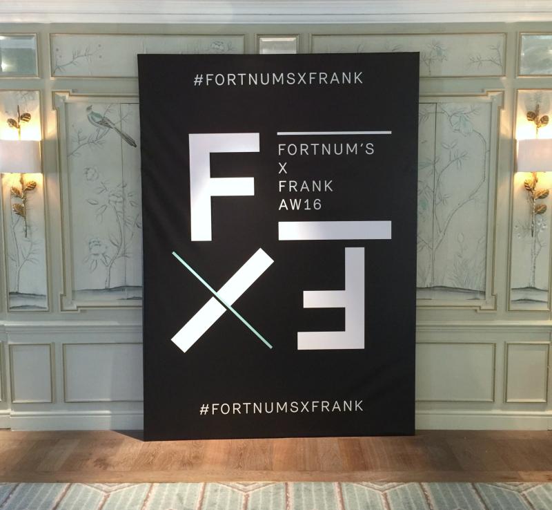 Fortnums X Frank Art Show