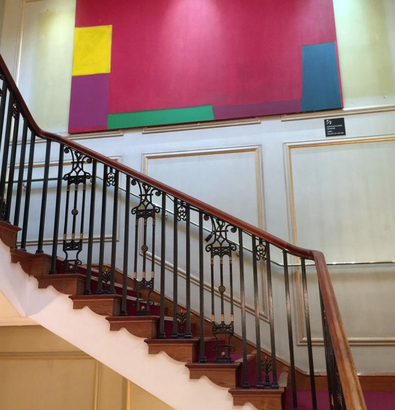 Fortnums Modern Art Show