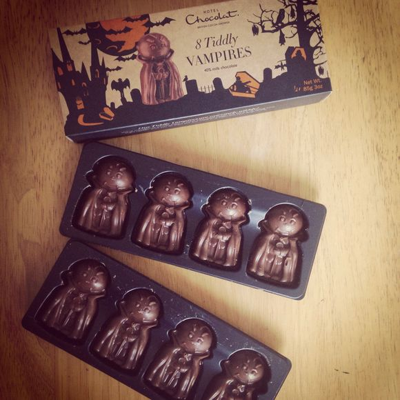 Hotel Chocolat Halloween Candy