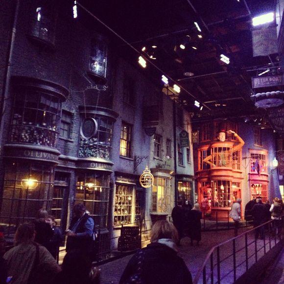 Halloween Harry Potter at Warner Bros Studio
