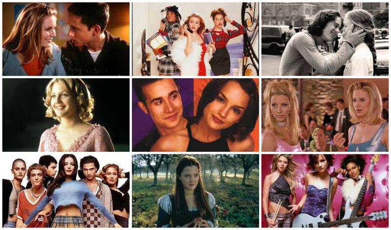90's Teen Films