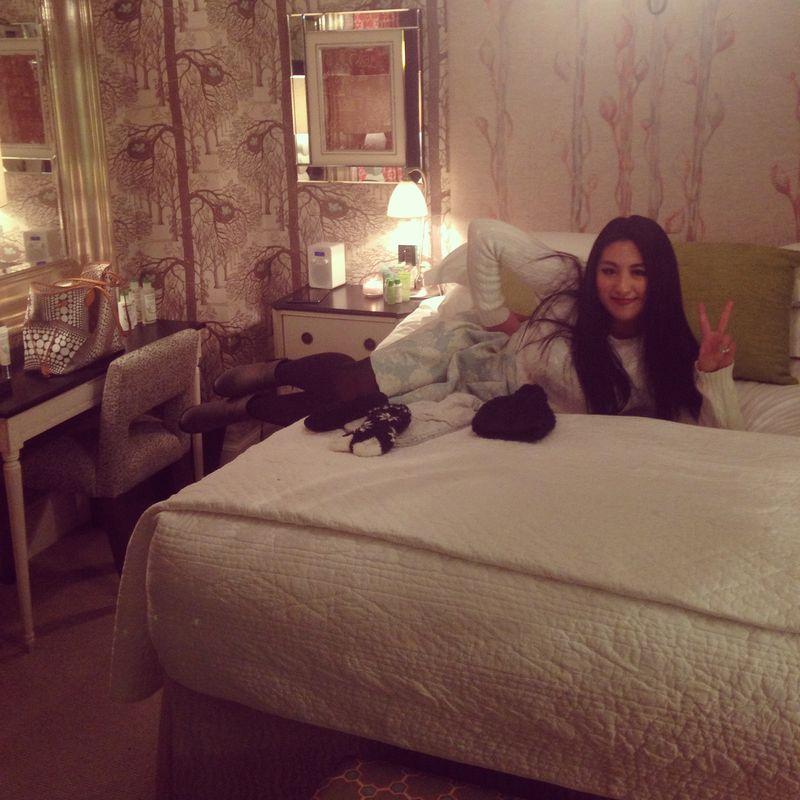 Jasiminne Yip Bed
