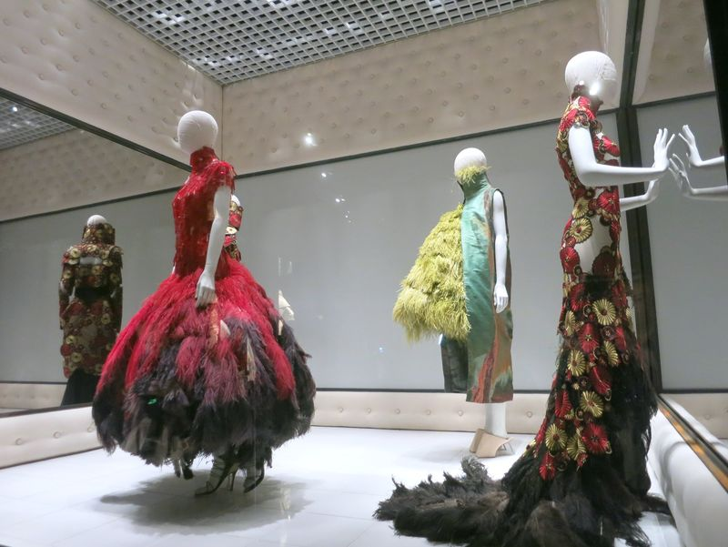 Savage Beauty McQueen V&A