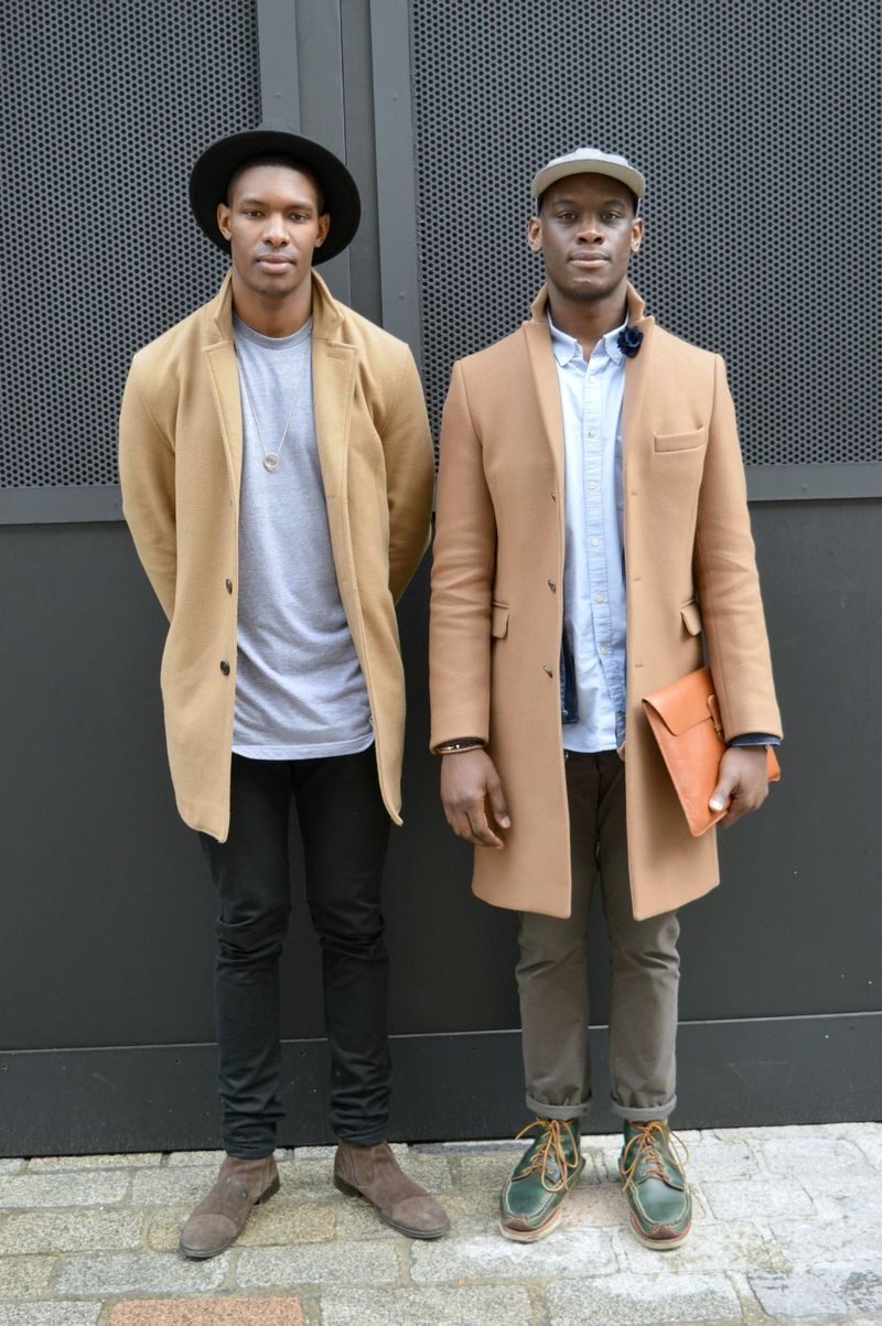 Mens London Fashion Week