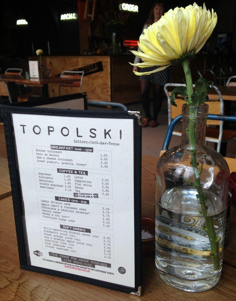 Topolski Gallery Cafe Bar