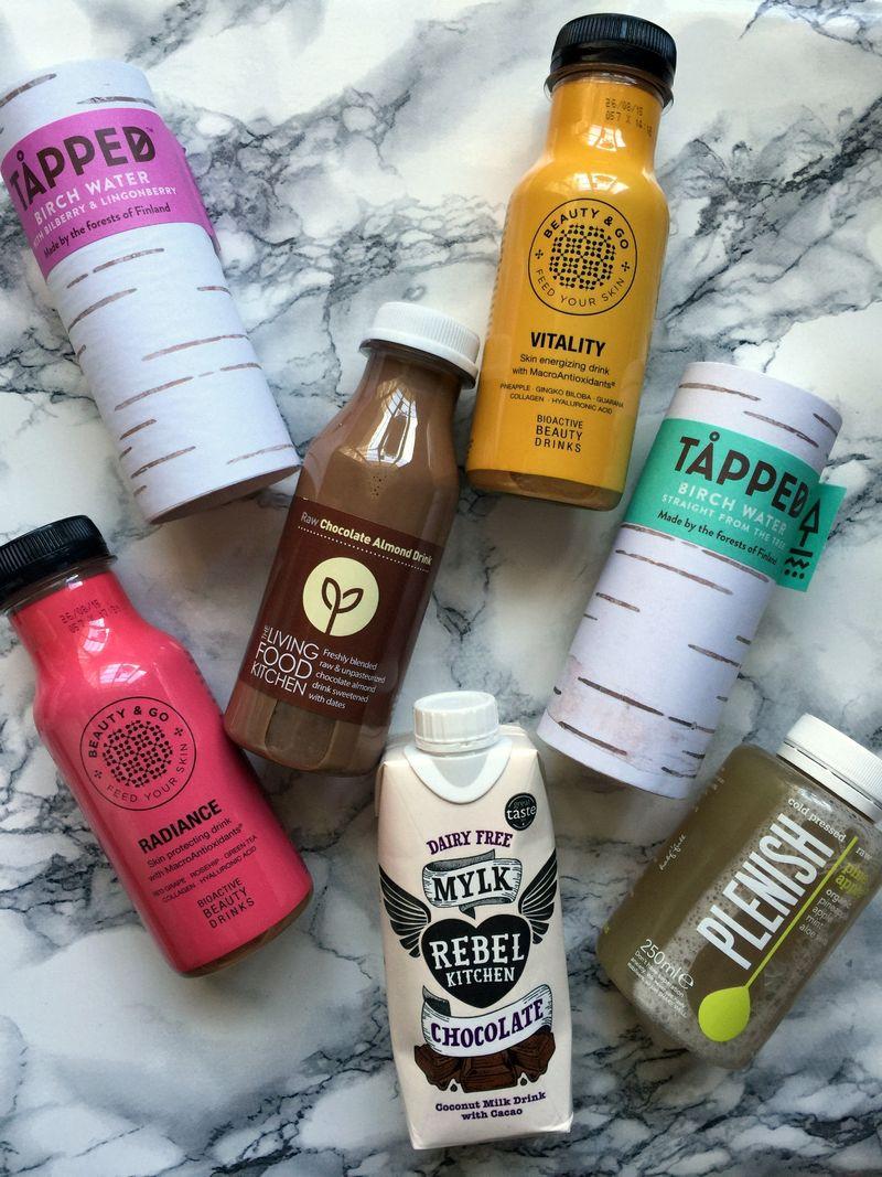 Healthy Drinks Juice Liquid Diet