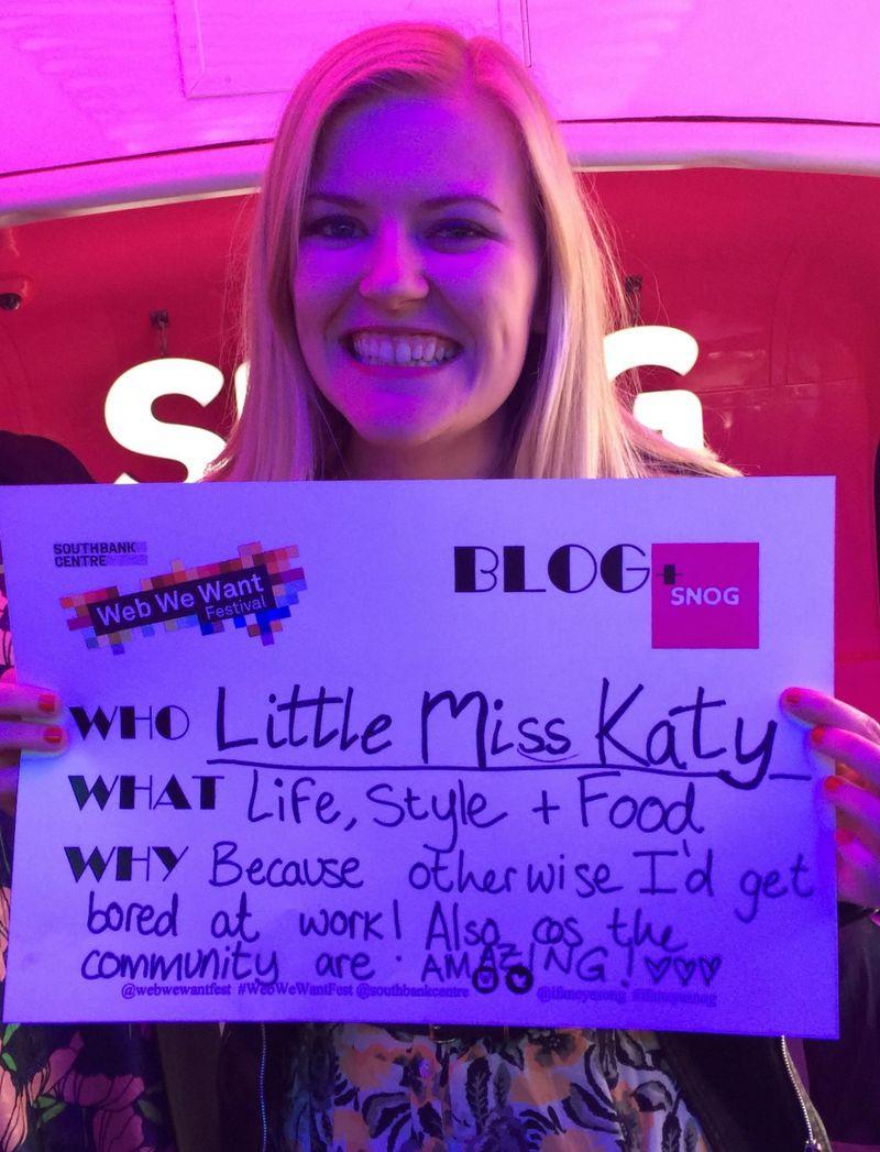 Little Miss Katy Blog