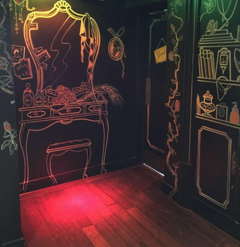 Scarlet's Club Bar Covent Garden