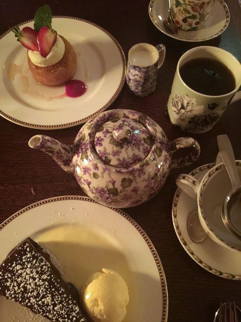 Trading House Tea and Cake