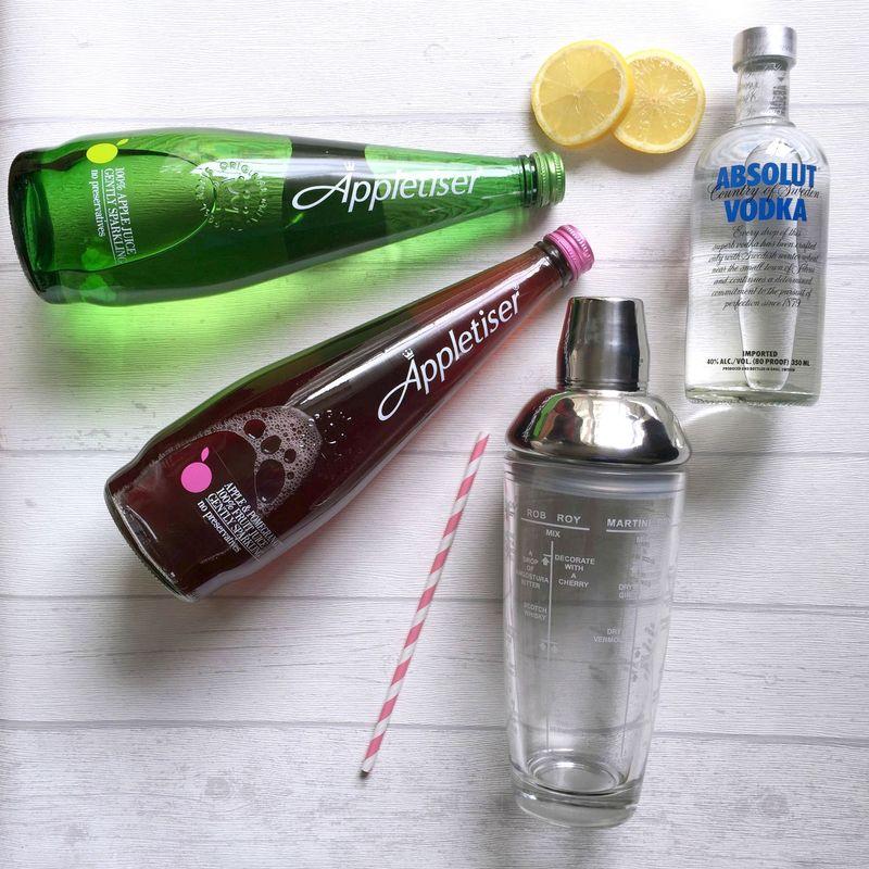 Appletiser Cocktail