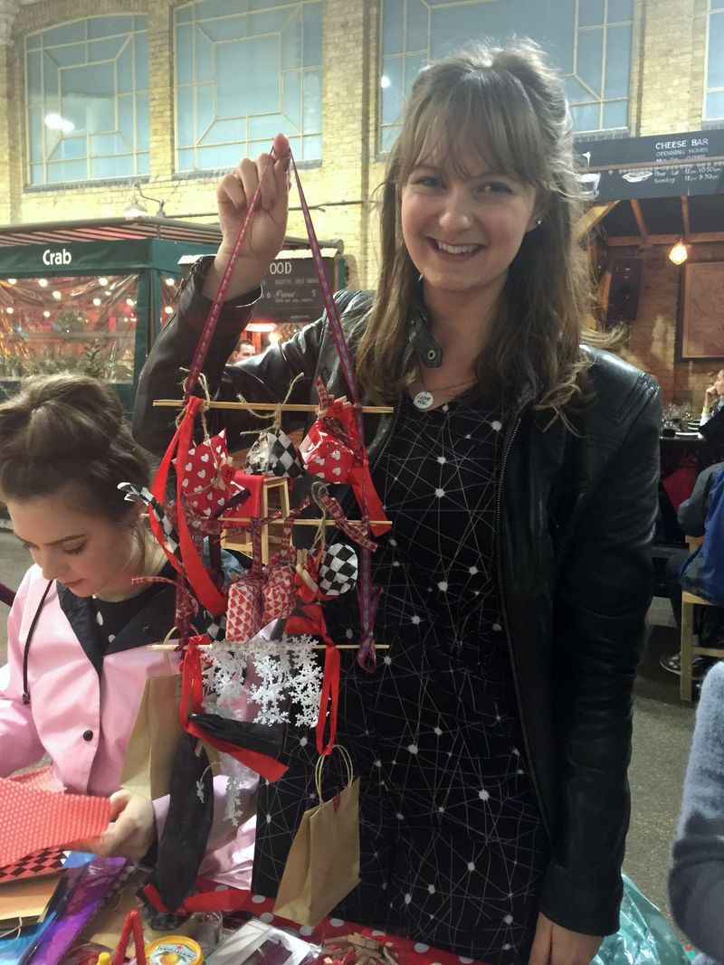 Hannah Cox Christmas Crafts