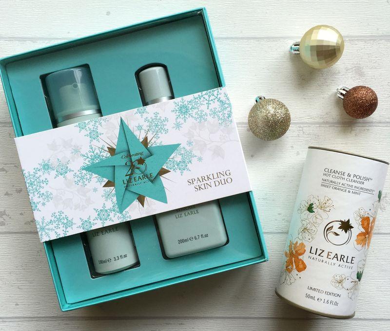 Liz Earle Polish Christmas Gift