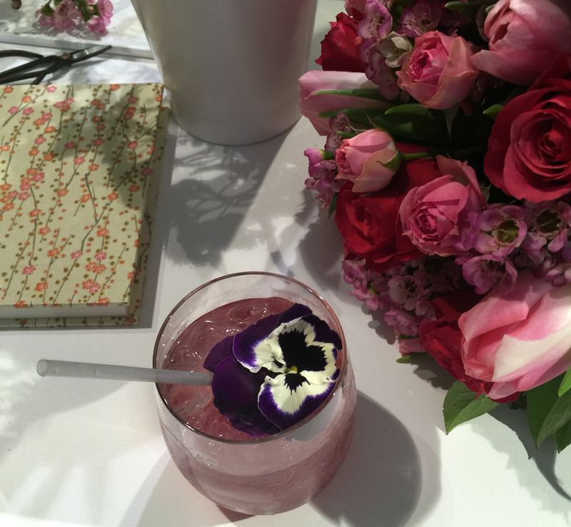 Wild At Heart Flowers Liberty Event