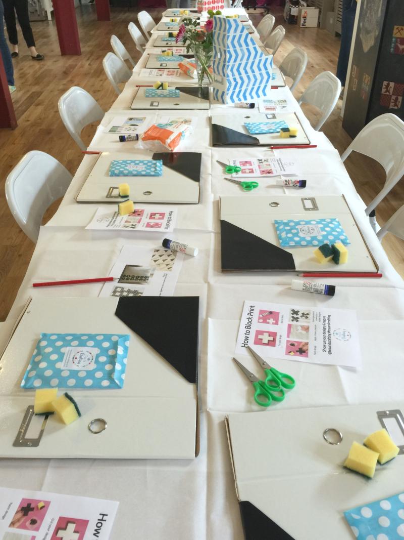 Crafting Art Workshop London