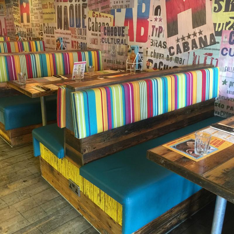 Cabana Brazilian Restaurant Islington