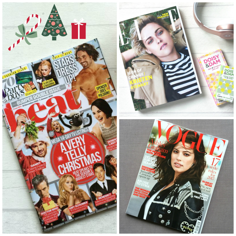 Christmas Magazine Subscription