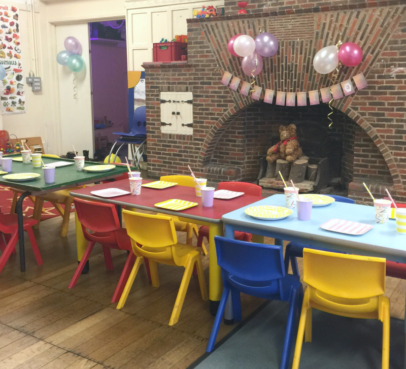 Redlees Isleworth Childrens Parties