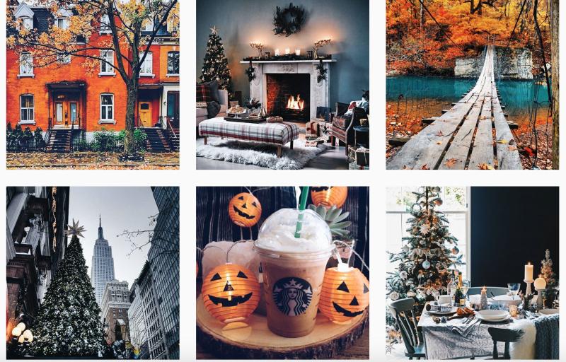 Holiday Season Fall Pumpkin Lantern