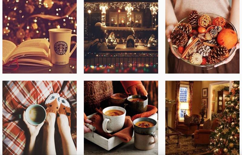 Starbucks Pumpkin Latte Fall