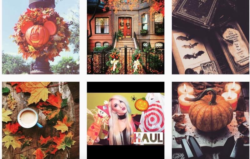 Autumn Halloween Haul