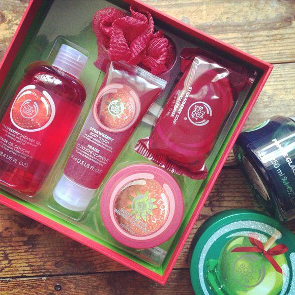 Body Shop Christmas