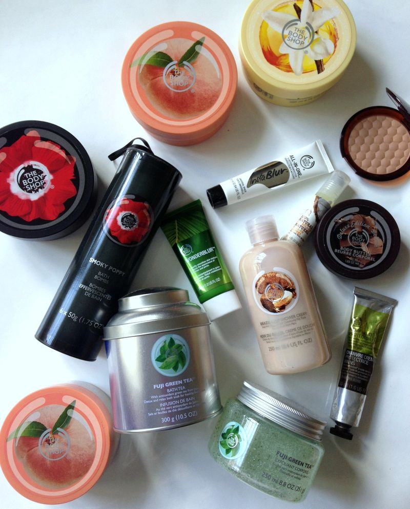 Body Shop Haul